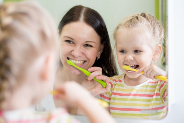 The Worrisome Decline of Children's Oral Health